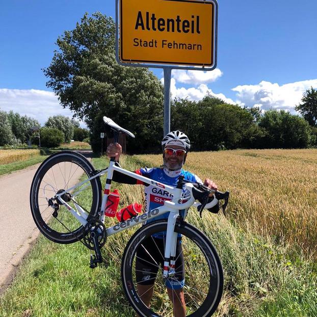 Bike im Testeinsatz