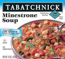 Tabatchnick_Minestrone Soup - low sodium