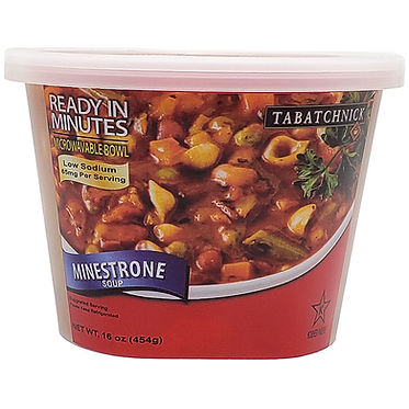 Fresh Soups - Minestrone
