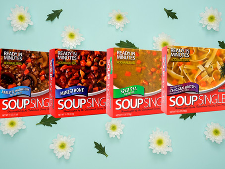 We Love Soup Singles