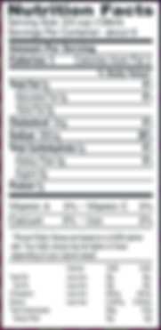 Chicken Broth nutritional info