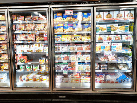 Frozen Foods are Green