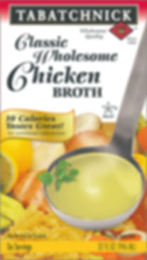 Chicken Broth for Passover (shelf stable) box