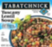 Tabatchnick Tuscany Lentil Soup box