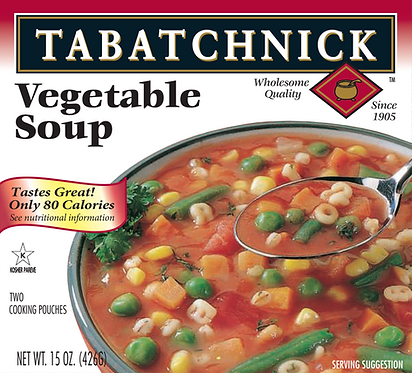 Vegetable Soup box