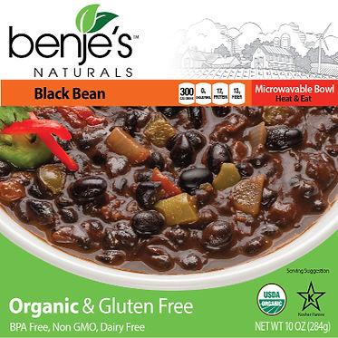 Benje's Naturals Black Bean Soup