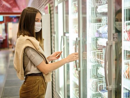 Major Benefits of Frozen Foods