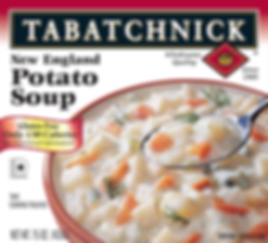New England Potato Soup box