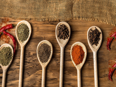Herbs and Spices Run Deep