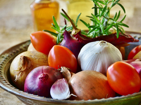 Happiness with Onions