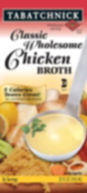 Chicken Broth box