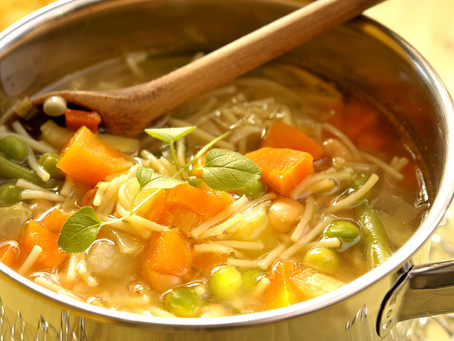 Homemade Soups with Tabatchnick Broth