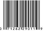 Vegetable Soup Singles bar code