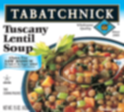 Tuscany Lentil Soup (low Sodium) box