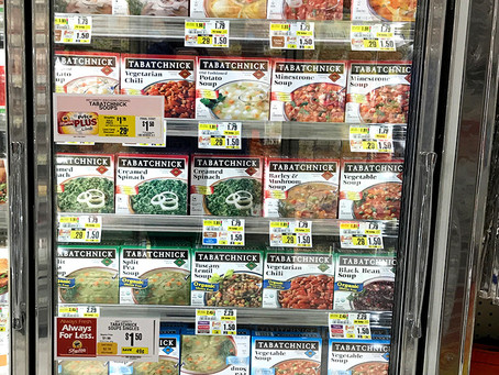 National Frozen Food Month