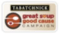 Tabatchnick great soup, good cause campaign logo