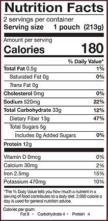 Tabatchnick_Split Pea Soup-nutritional.j