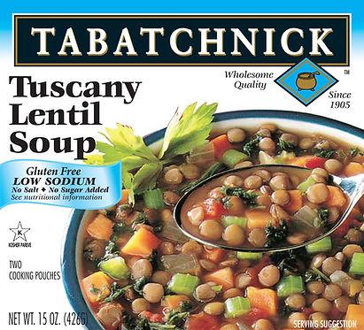 Tabatchnick_Tuscany Lentil Soup - low so