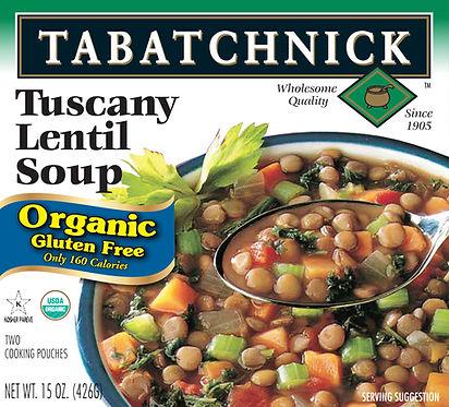 Tabatchnick_Tuscany Lentil Soup - Organi