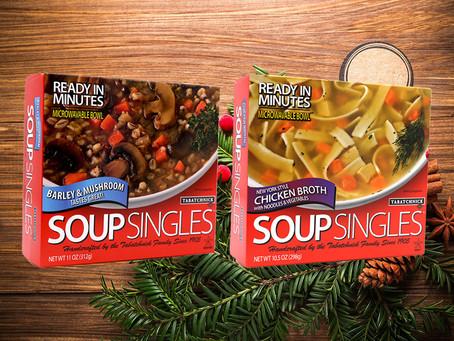 Soup Singles Convenience