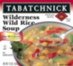 Wildeness Wild Rice Soup box