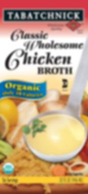 Chicken Broth Organic box