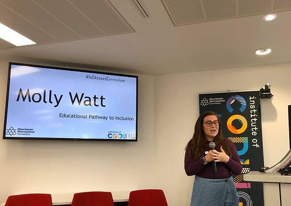 Molly Watt