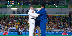 Jack Hodgson Paralimpíadas