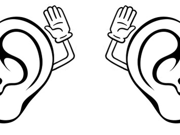 A diferença entre ouvir e escutar. E para o surdo como seria esta diferença?