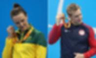 atletas e medalhas paralímpicas