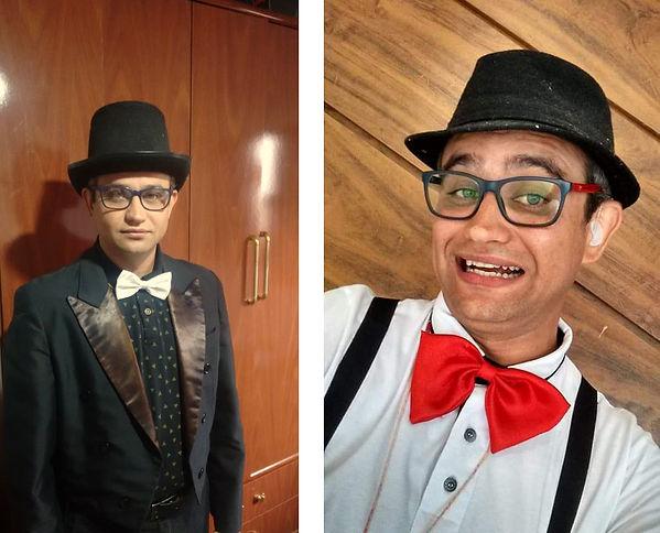 Fernando Rangel o mágico