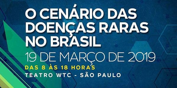 Cenário das doenças raras no Brasil
