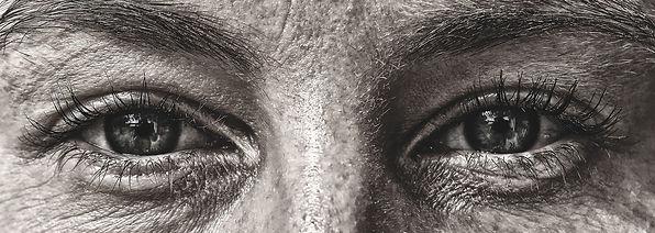 olhos idoso