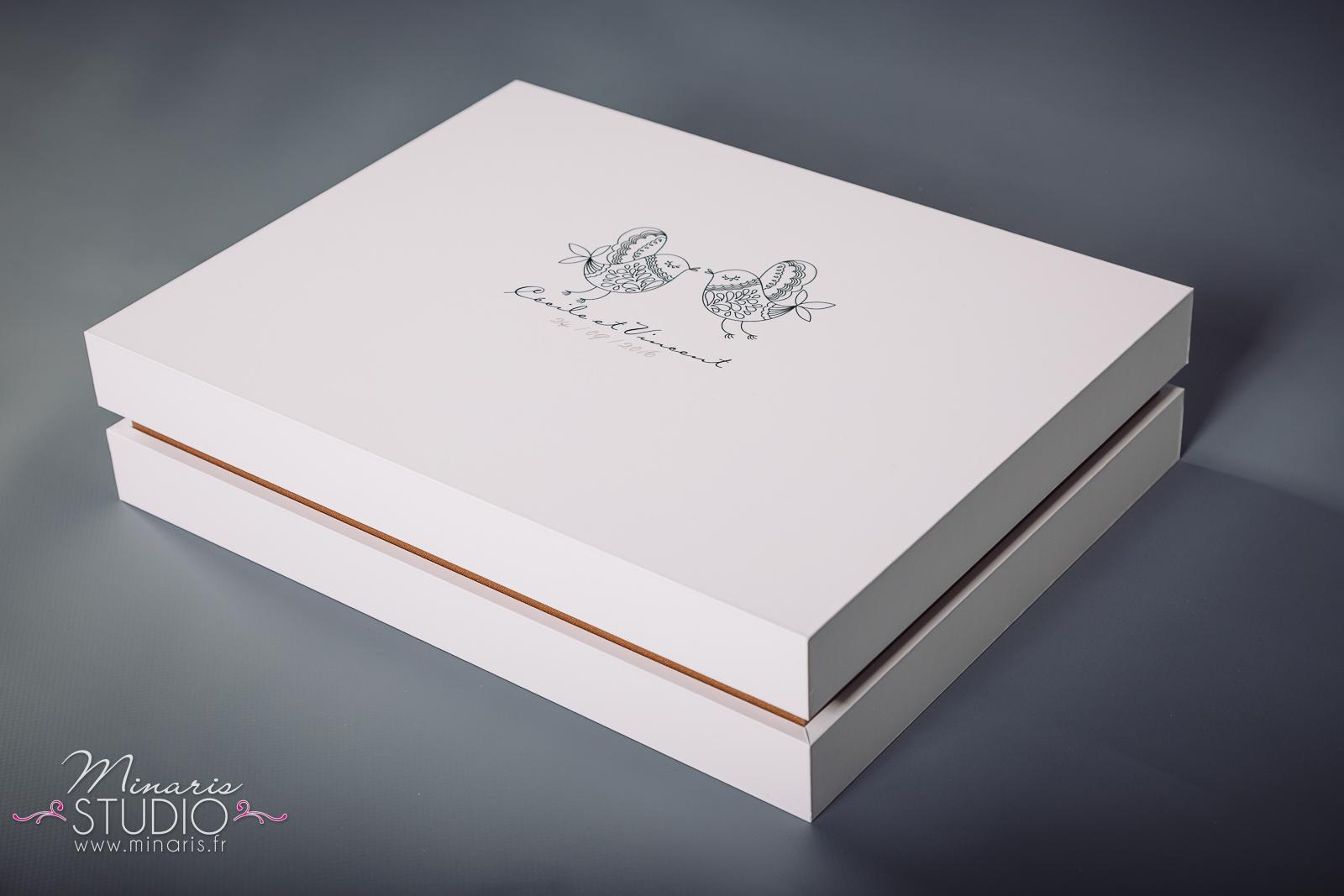 Gamme Wedding book