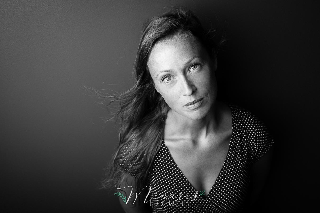 Shooting studio femme