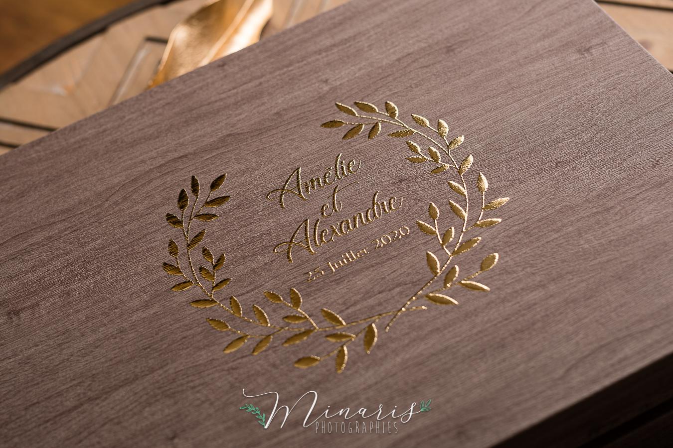 Livre de luxe WeddingBook