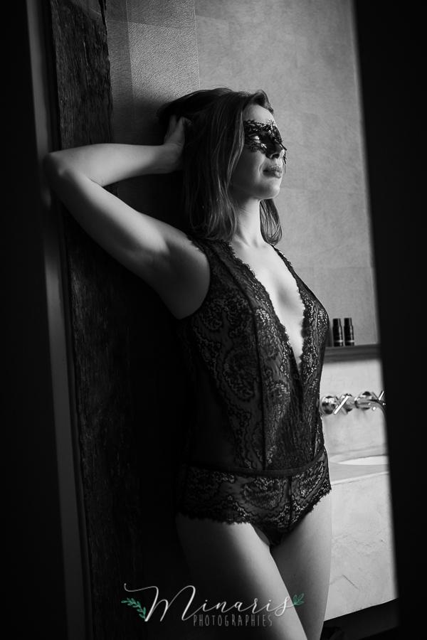 Photographie de charme Boudoir