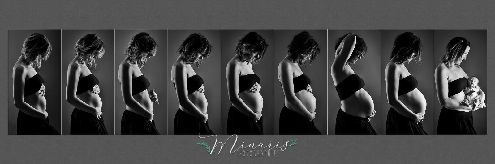 Photographie du suivi de grossesse