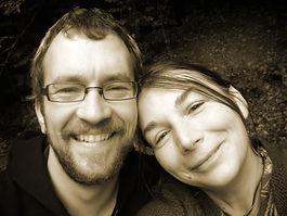 Simone Balthazar et Benoît Vincent