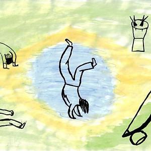 Premier Batizado de Capoeira