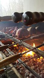 churrasco lausanne, refuge de sauvablin, churrascaria so picanha