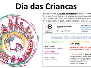 Dia das crianças 12.10.2019