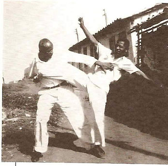 image mestre bimba, capoeira regional
