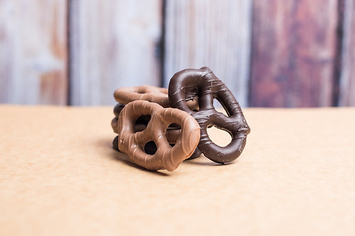 Gourmet Chocolate Covered Pretzels