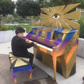 Pianos in the Park 2020