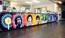 New Horizons Collaborative Mural