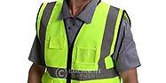 uniform - conspicuous vest