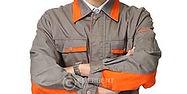 uniform - worker wears