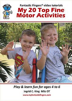 My 20 Top Fine Motor Activities