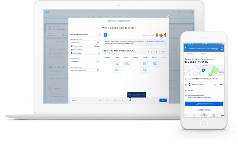 Salesforce Health Cloud Appointment Scheduling